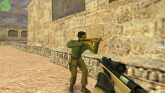 Отличный Counter Strike Gold Edition